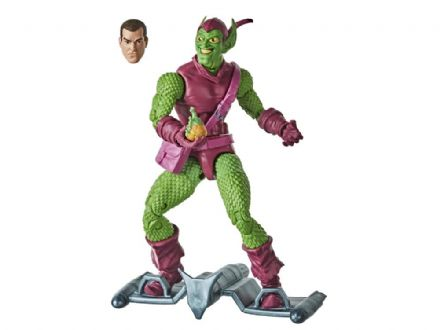 Hasbro Marvel Legends Spider-Man Retro Collection Green Goblin Action Figure